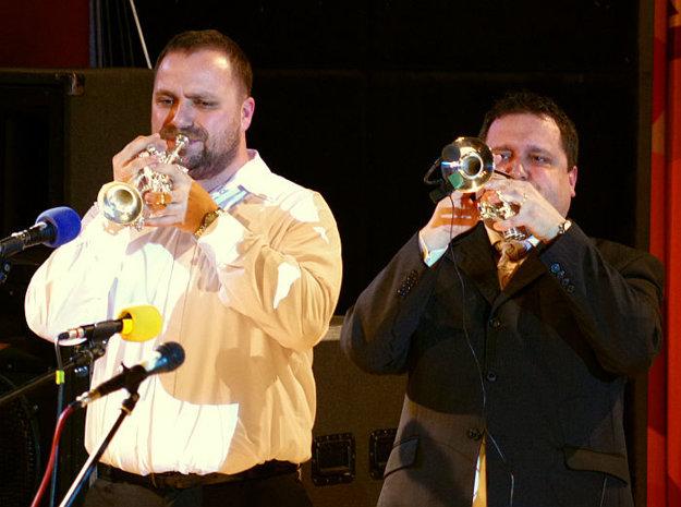 Martin Brhlík a František Miko - sólo na trúbku