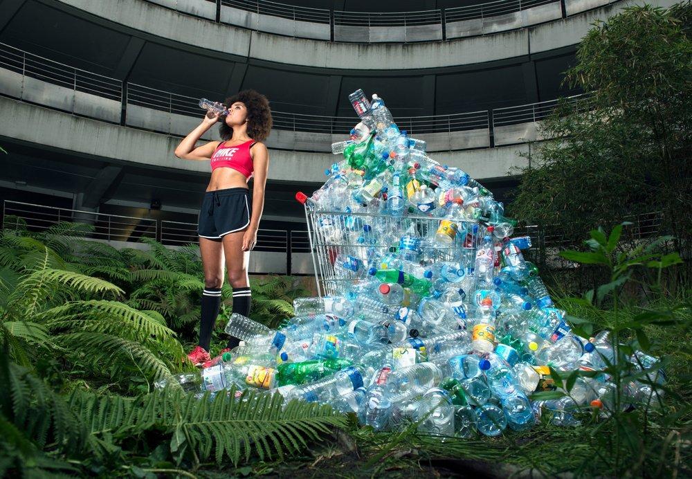 Vo Francúzsku pripadá na jedného obyvateľa 365 kg odpadu ročne. Ak by sa netriedil, odpad by zaberal ešte väčší priestor, ako zaberá dnes.