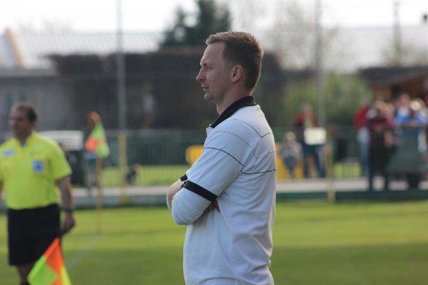Peter Černák v minulej sezóne.