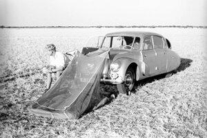 Tatra 87 sa stala symbolom ich cesty.