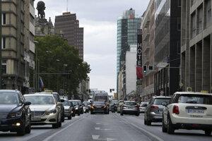 Berlínska ulica