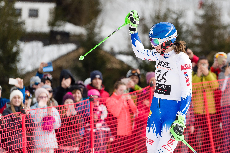 c00ac779d FOTO: Petra Vlhová vyhrala slalom na EP Jasná 2019 - Šport SME