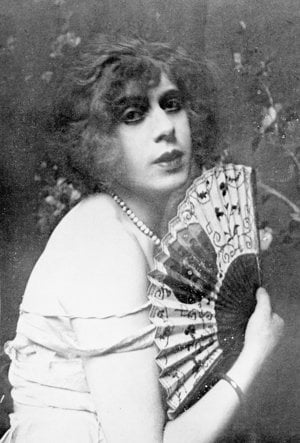 Lili Elbe.