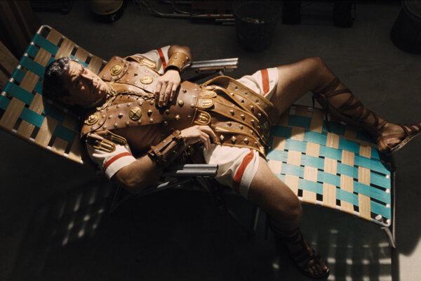 George Clooney v najnovšej komédii bratov Coenovcov.