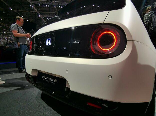 Honda e koncept