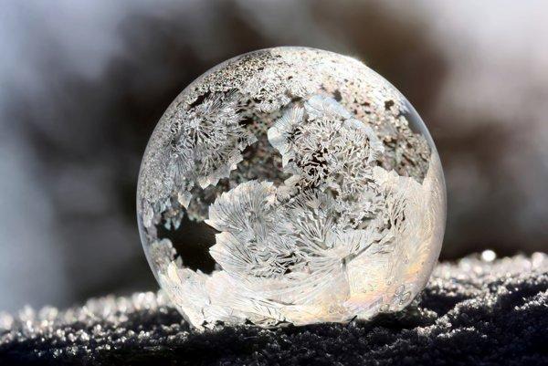 Spomedzi 9793 fotografií od viac ako dvetisíc autorov zo štyridsiatich krajín Európy bola fotografia zamrznutej bubliny od Daniely Rapavej nominovaná za Slovensko medzi 328 finálových, ktoré sa budú uchádzať o víťazstvo.