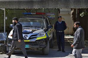 Pakistanský policajt