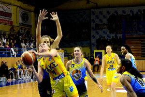 Košičanky sa chcú v play-off prebojovať minimálne do semifinále.