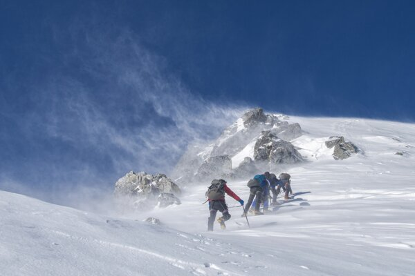 Aktivity v horách radšej odložte.