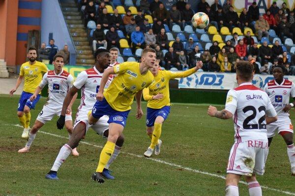 Michalovčania natiahli ligovú sériu bez prehry už na osem zápasov.