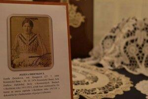 Čipkársku tradíciu približuje aktuálna výstava.