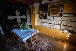 V jednej z miestností vo veži sa dnes nachádza archív miestneho evanjelického zboru.