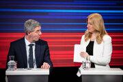 V druhom kole prezidentských volieb by Bugár podporil Čaputovú.