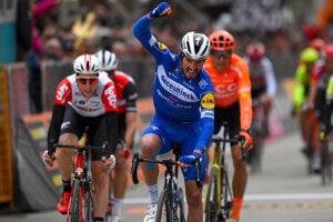 Francúzsky cyklista Julian Alaphilippe.