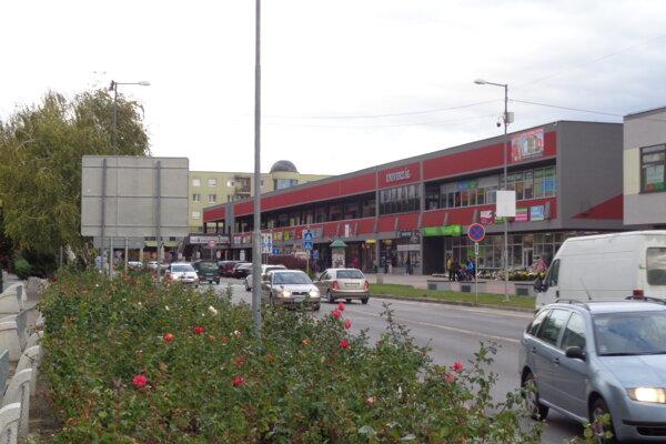 Hlavnú ulicu vGalante monitorujú smart zariadenia.