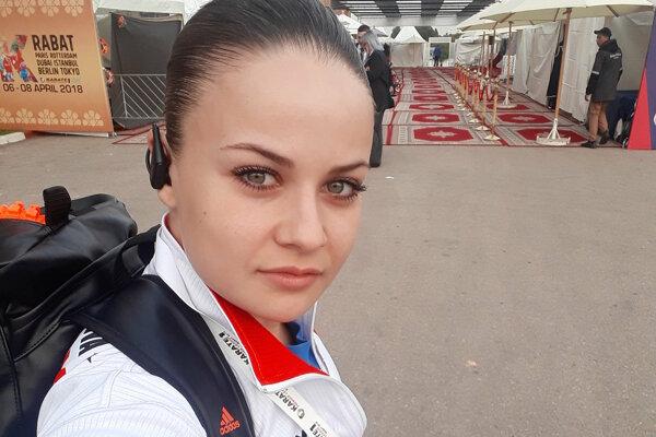 Dorota Balciarová sa pripravuje na ME.