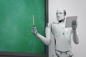 Roboty v budúcnosti učiteľom ušetria čas, aby sa mohli študentom viac venovať osobne