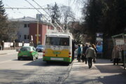 Žilinská mestská hromadná doprava.