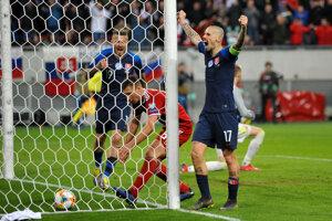 38d681ac2c7c1 ME vo futbale - EURO 2020: Najzaujímavejšie momentky zo zápasu Slovensko -  Maďarsko (30 fotografií)