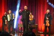 Ľudová hudba Stana Baláža vypredala prešovskú Scalu.