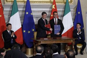 Taliani sa pridali k Hodvábnej ceste.