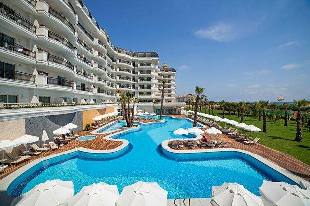 HotelHeaven Beach Resort & Spa - Erwachsenenhotel 5*