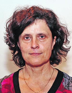 Zuzana Pechočiaková.