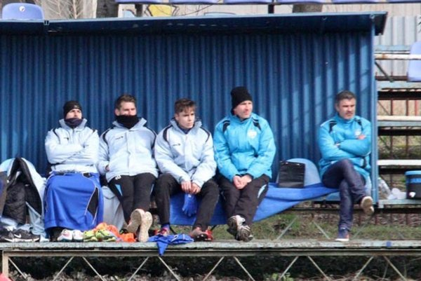 Mužstvo trénera Barboríka začalo jarnú časť víťazne na ihrisku tabuľkového suseda.