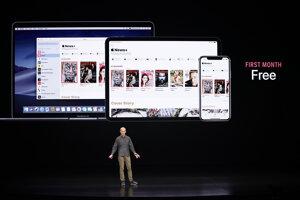 Služba Apple News+ má byť dostupná najskôr v USA a Kanade. na konci roka 2019 príde aj do Európy.