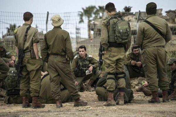 Izraelskí vojaci
