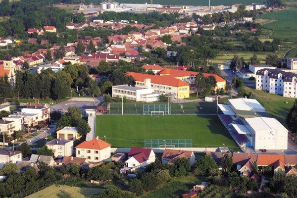 Obec Jaslovské Bohunice.