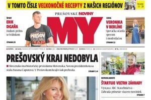 """Najnovšie """"Prešováky"""" sú v predaji do 8. apríla."""