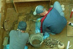 Toto leto sa do Divína vrátili archeológovia.