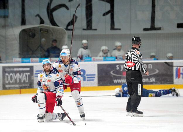 Zvolen vyhral v Nitre a vynútil si siedmy na zápas na jeho ľade.