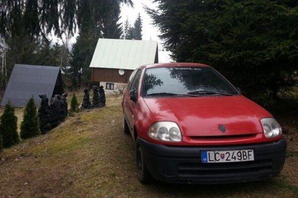 Hľadá sa majiteľ tohto vozidla.