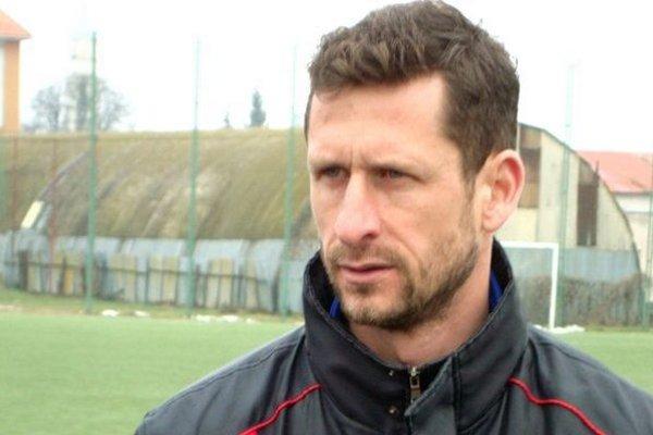 Geri Gergely, tréner MŠK Rimavská Sobota.