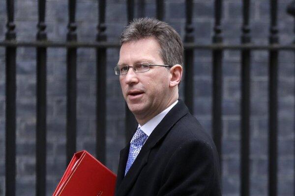 Britský minister pre digitalizáciu, kultúru a médiá Jeremy Wright.