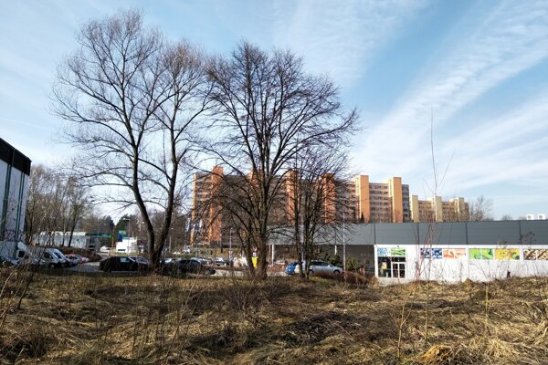 Nevyužívané územie na sídlisku Vlčince čaká revitalizácia.