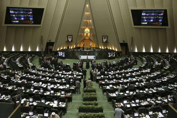 Iránsky parlament