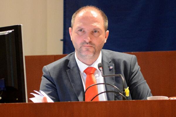 Košický primátor Jaroslav Polaček.