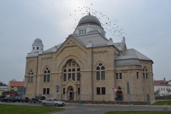 Na opravu historickej budovy sa mestu podarilo získať takmer 2,4 milióna eur.