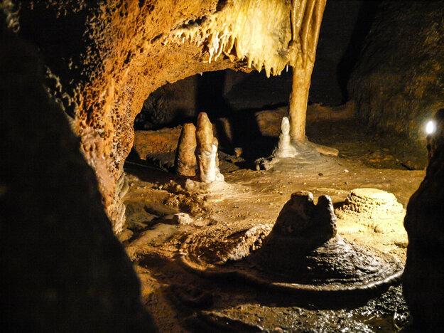 Jaskyňa Driny Smolenice