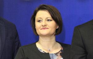 Natália Blahová.