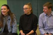 študenti - prvovoliči
