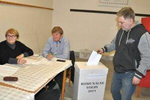 Doplňujúce komunálne voľby v Hornej Lehote.