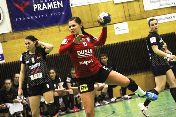 Katarína Pócsiková strelila 7 gólov.