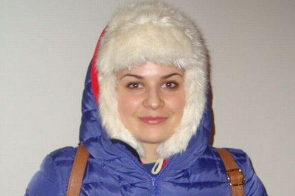 Úspešná karatistka Dorota Balciarová.