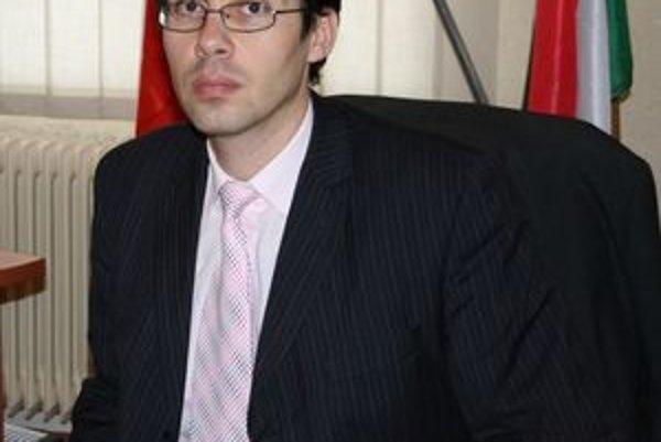 Bývalý primátor Tornale Ladislav Dubovský.