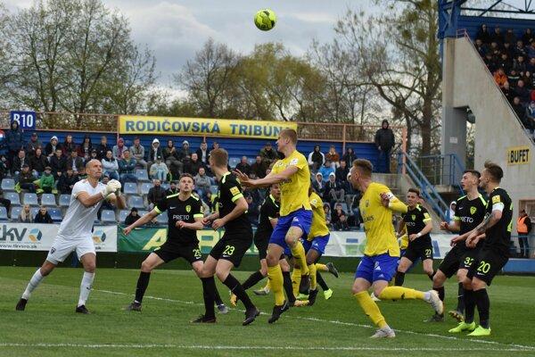 Michalovce boli blízko historickému postupu do finále Slovenského pohára, no nezvládli domácu odvetu.