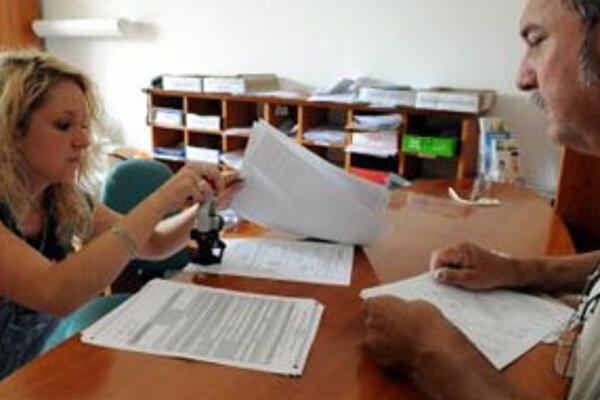 Konečný počet odovzdaných zúčtovaní bude k dispozícii koncom apríla.